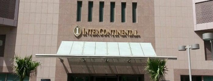InterContinental Al Khobar is one of Lieux sauvegardés par Queen.