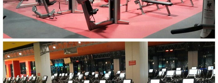 Fitness Time is one of Adam's Liked Places.