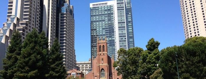 Yerba Buena Gardens is one of Trips / San Francisco, CA, USA.