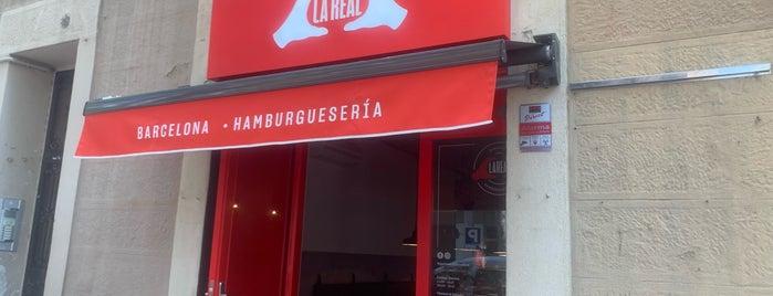 La Real is one of A comer y a beber (2).