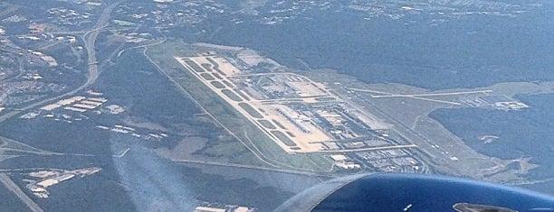 Raleigh-Durham International Airport (RDU) is one of Airports around the World.