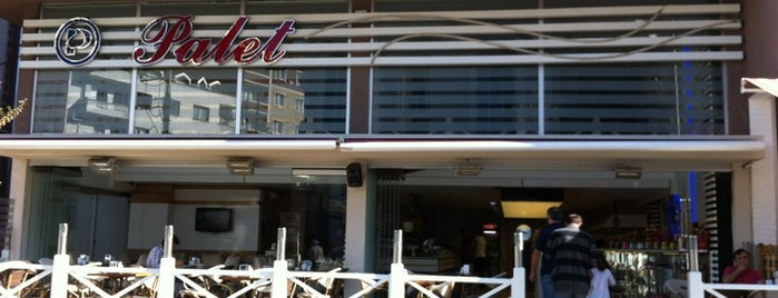 Palet Bistro is one of Trabzon - Cafe-Bistro.