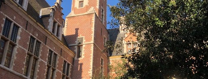 Hof van Busleyden is one of Mmmechelen.
