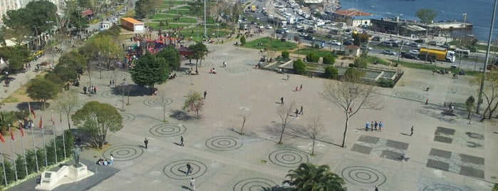 Kartal Meydanı is one of İstanbul 2.