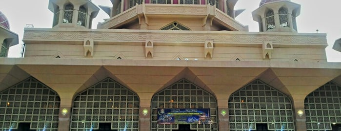 Masjid Putra is one of Mosques when you're away.