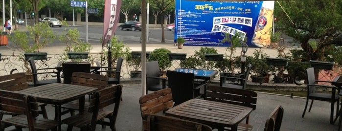 SPR Coffee is one of สถานที่ที่ Chrissi ถูกใจ.