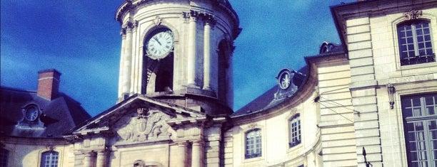 Hôtel de ville de Rennes is one of Bienvenue en France !.