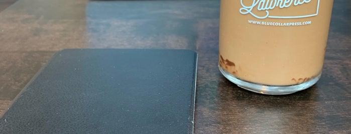 PT's Coffee is one of Orte, die Karen gefallen.