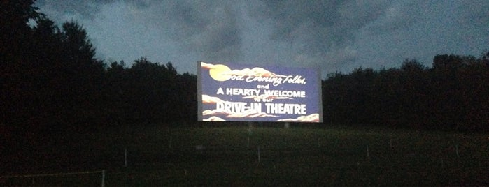 The Hollywood Drive-In Theatre is one of NY Drive-In Theaters.