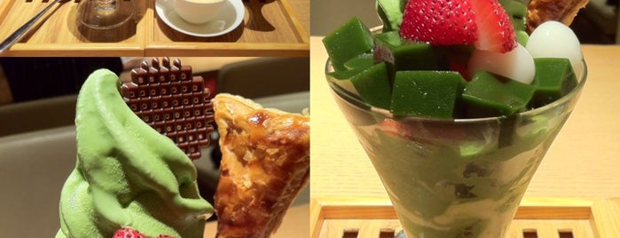 Kyohayashiya is one of Tea.