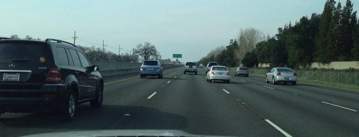 US Highway 50 & El Dorado Hills Boulevard / Latrobe Road is one of roads.