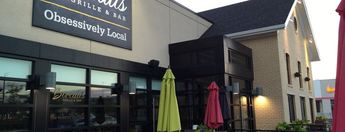 Borealis Grille and Bar is one of Locais salvos de punkin.