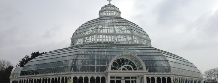 The Palm House is one of London 2019.