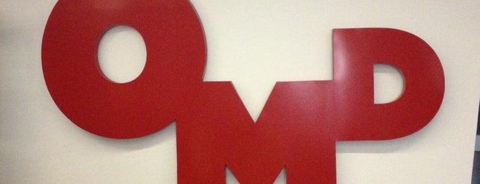 OMD Agencia de Publicidad is one of Agencias.