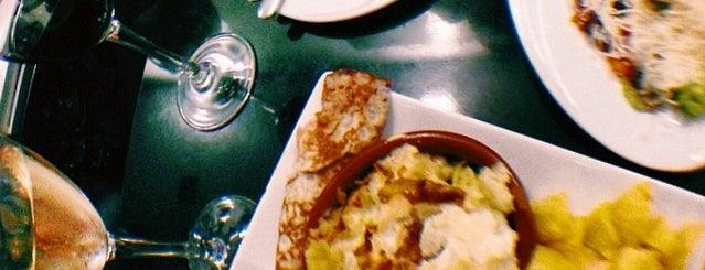 Café París is one of 🍔🧀🍕.