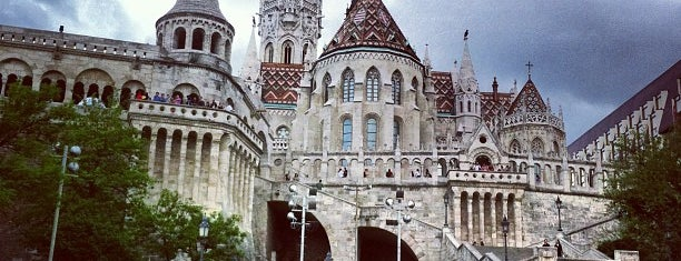 Будайская крепость is one of UNESCO World Heritage Sites in Eastern Europe.