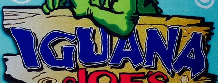 Iguana Joe's is one of My Favorite Places.