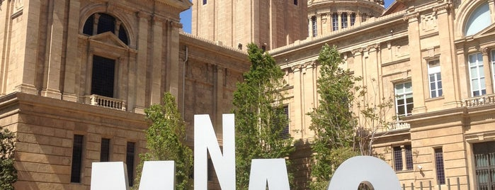 Museu Nacional d'Art de Catalunya (MNAC) is one of España Must by Bellita!.