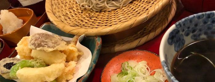 蕎麦 春風荘 is one of 行きたい.