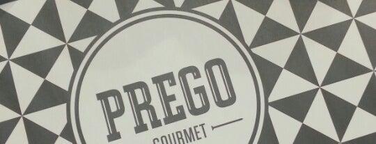 Prego Gourmet is one of MENU'nun Kaydettiği Mekanlar.