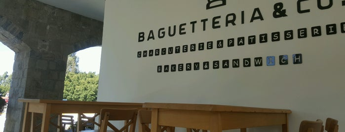 Baguetteria & Co. is one of Lugares favoritos de Asli.