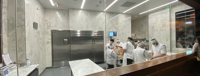 Din Tai Fung is one of Los Angeles (LA).