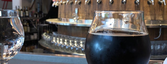 Prairie Brewpub is one of Beer / Ratebeer's Top 100 Brewers [2019].