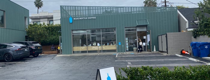 Blue Bottle Coffee is one of Los Angeles.