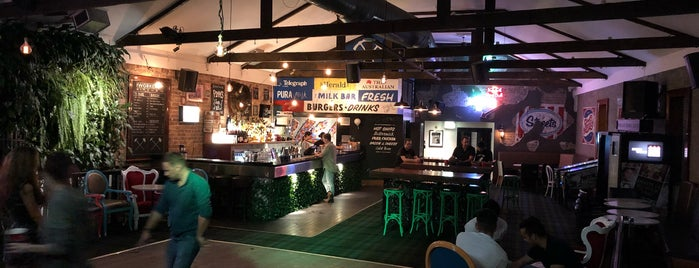 The Workers Bar & Kitchen is one of Inner West Best Food and Drink locations.