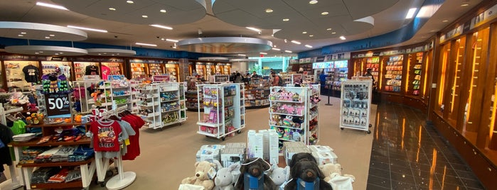 Hudson News is one of MCO Shopping/Dining.