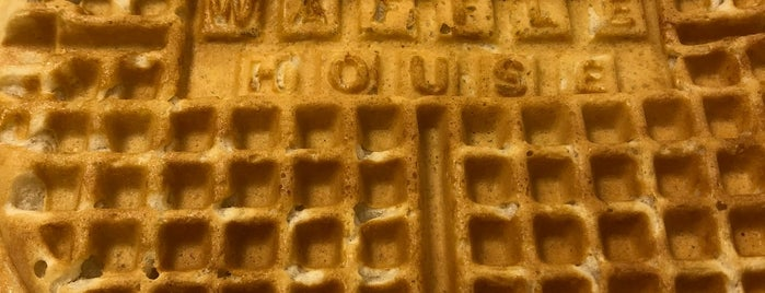 Waffle House is one of Top 10 dinner spots in Manchester, TN.