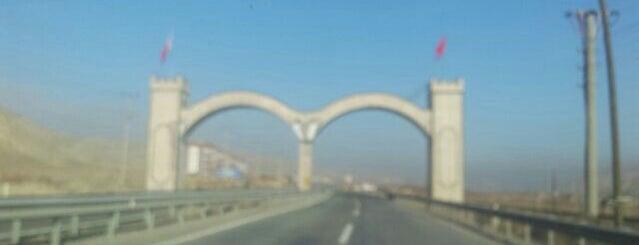 Ankara - Çankırı Yolu is one of 🌜🌟hakan🌟🌛 : понравившиеся места.