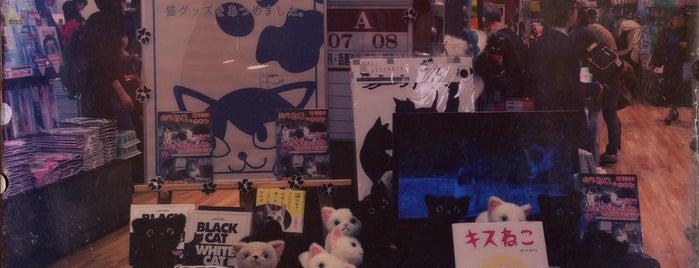三省堂書店 is one of Tokyo.