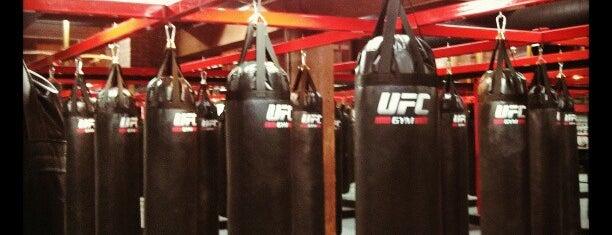 UFC Gym River North is one of Tempat yang Disukai Jessica.