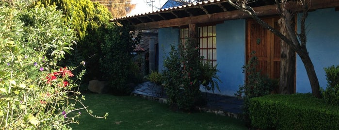 La Casa Azul is one of Refugio.