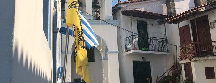 Manolates is one of Samos Outdoor 🌳.