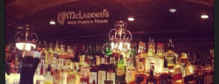 McLadden's Northampton is one of Beer Bars.