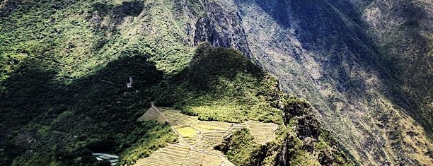 Wayna Picchu is one of Perú.
