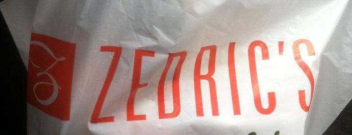 Zedric's Fit with Flavor! is one of Tyrone'nin Kaydettiği Mekanlar.
