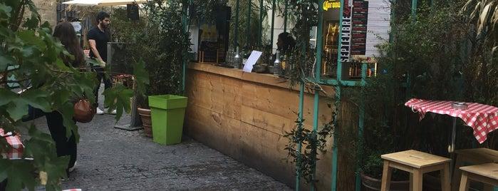 Le Jardin Municipal is one of Cafés et bars 2.