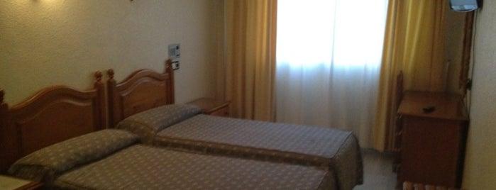 Hotel Averroes is one of Donde dormir en Cordoba.