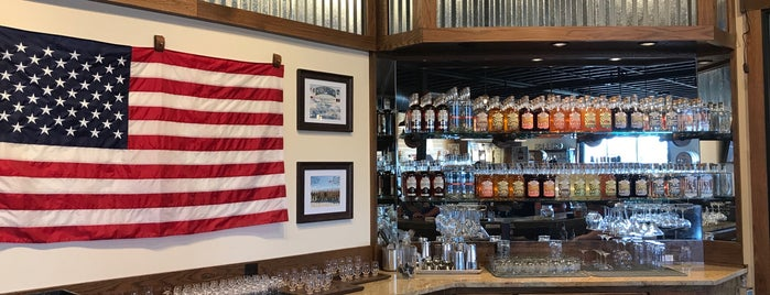 Old Glory Distilling Co. is one of Eateries while I travel.