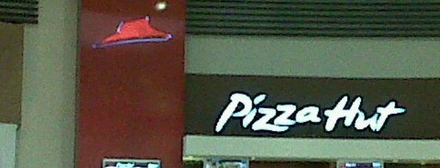 Pizza Hut is one of Istanbul.