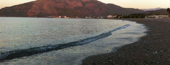 Bozyazi Plaj is one of Erçin : понравившиеся места.