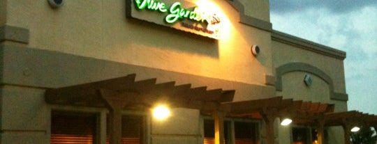 Olive Garden is one of Tammyさんのお気に入りスポット.