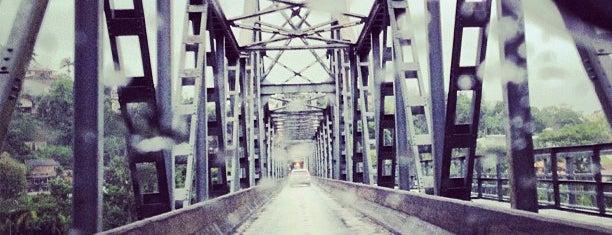 Ponte Aldo Pereira is one of Locais curtidos por Marcio.