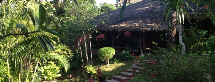 Eranda Herbal Spa is one of Samui.