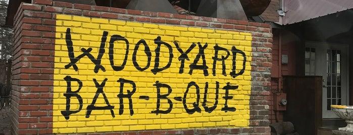 Woodyard BBQ is one of Kansas City.