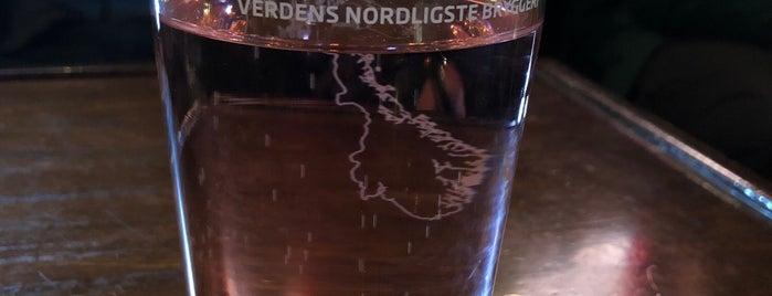 Mack Bryggeri is one of Norway.