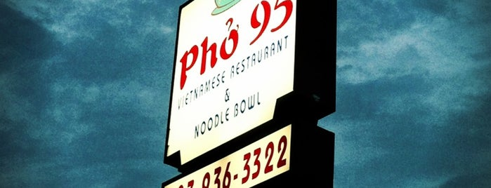 Pho 95 is one of Denver.